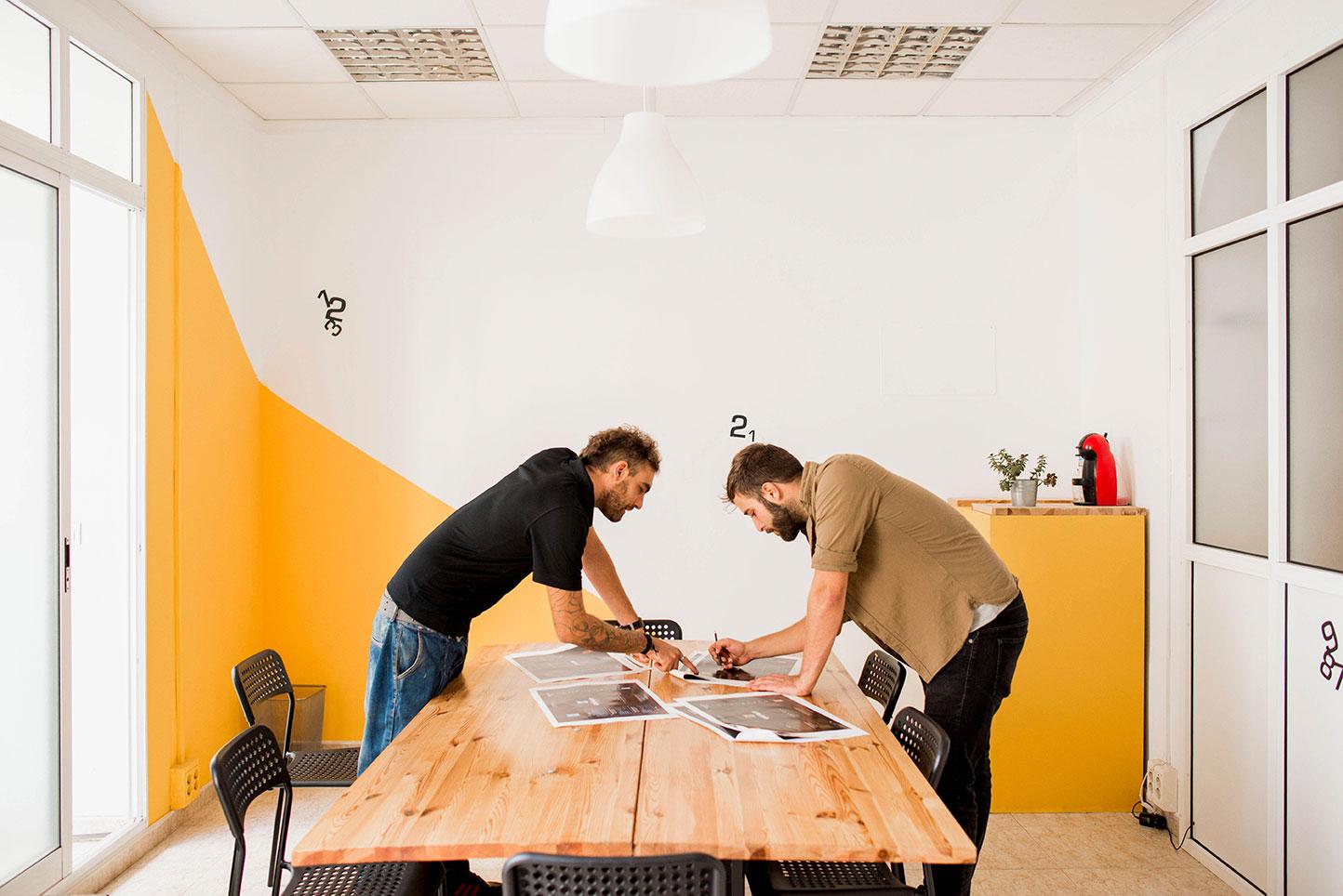 ❗Garage Coworking ¡Nueva promo 150€ sin permanencia!❗