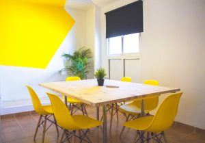 Coworking space valencia
