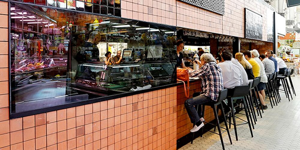 bares almorzar