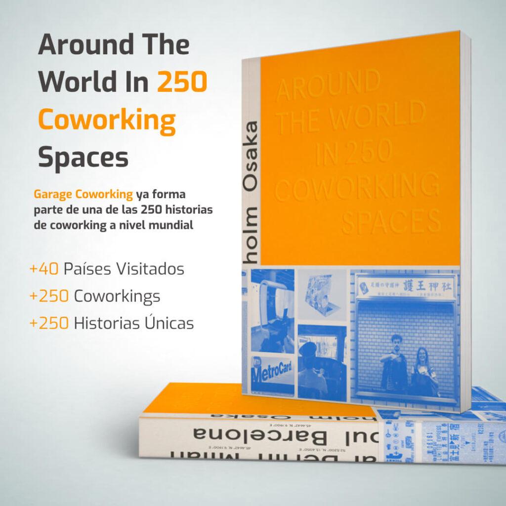 libro espacios coworking
