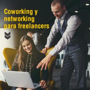 personas en coworking space